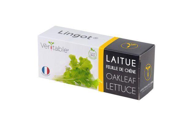 VERITABLE Lingot® Oakleaf Lettuce Organic - Салата дъбов лист