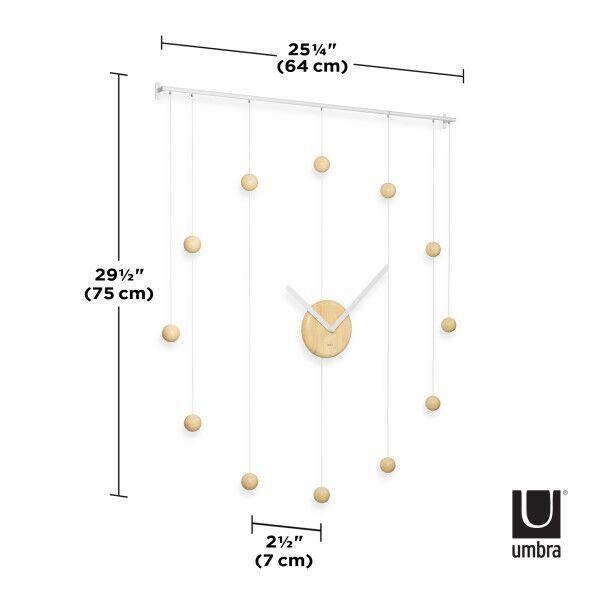 Марка: Umbra HK Limited <br />Модел: UMBRA 1015535-668<br />Доставка: 2-4 работни дни<br />Гаранция: 2 години