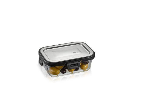 """GEFU Стъклена кутия за храна """"MILO"""" - 400 мл."""