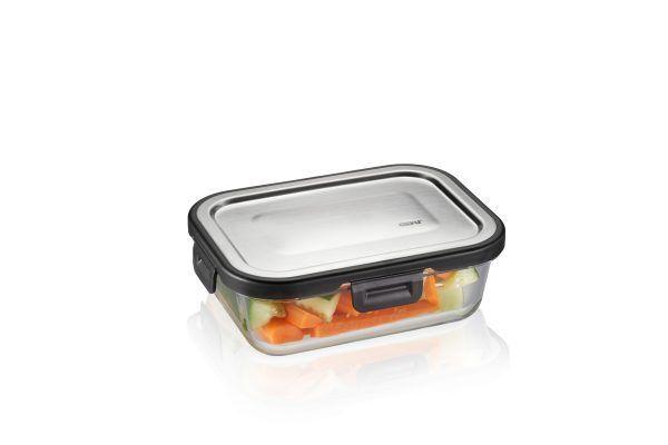"""GEFU Стъклена кутия за храна """"MILO"""" - 600 мл."""