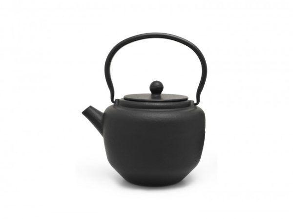 "BREDEMEIJER  Чугунен чайник ""Pucheng"" - черен - 1.3 л."