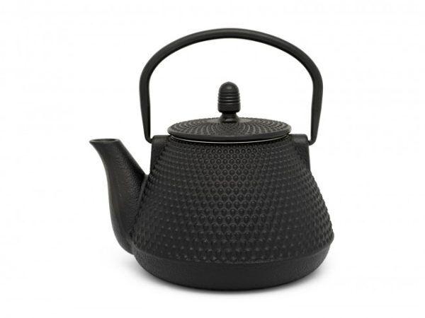 "BREDEMEIJER Чугунен чайник ""Wuhan"" - черен - 1 л."