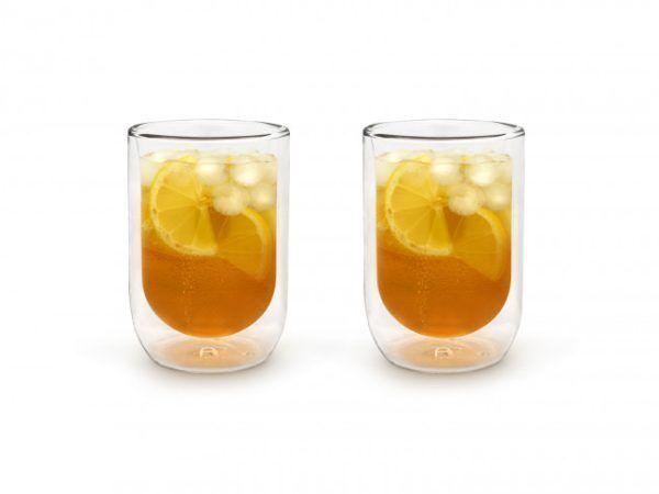 BREDEMEIJER  Сет от 2 двустенни стъклени чаши - 290 мл.
