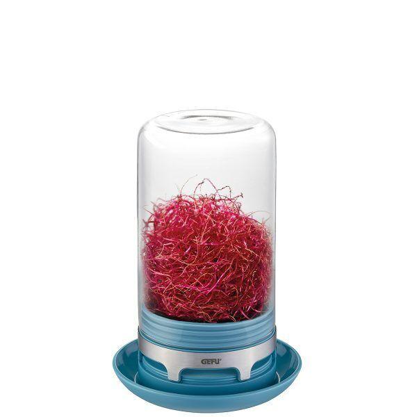 """GEFU Уред  / система за покълване на семена """"BIVITA"""" - цвят лазурно синьо"""