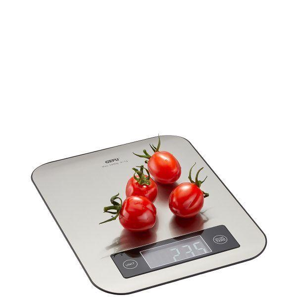 """GEFU Дигитална Bluetooth кухненска везна с аналитик на хранителни стойности """"SCORE"""""""