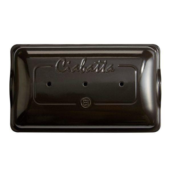 eh 5502 795502 moule ciabatta baker top 1 scaled Марка: Emile Henry <br />Модел: EH 5502-79<br />Доставка: 2-4 работни дни<br />Гаранция: 2 години