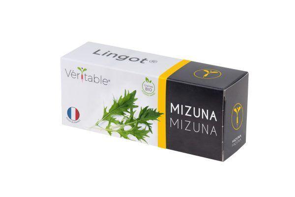 VERITABLE Lingot® Mizuna Organic - Японска салата Мизуна