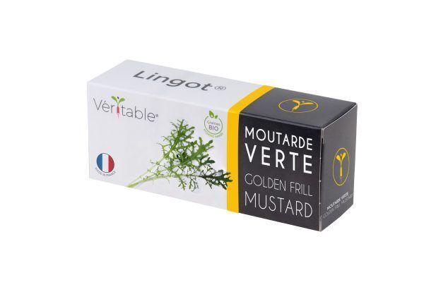 VERITABLE Lingot® Golden Frill Mustard Organic - Златна къдрава Горчица