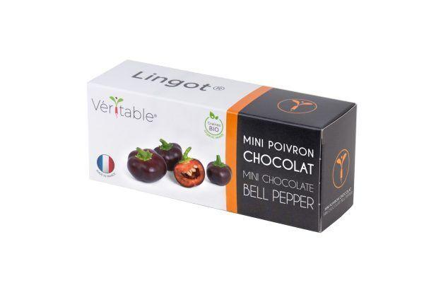 VERITABLE Lingot® Chocolate mini bell pepper Organic - Шоколадови Мини Камби