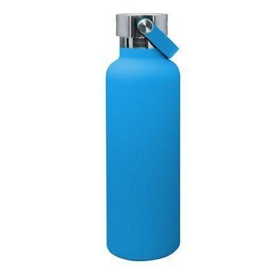 """Nerthus Спортна бутилка с дръжка цвят """"СИН"""" - 750 мл."""
