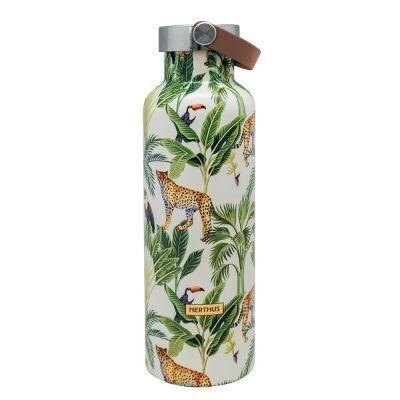 """Nerthus Спортна бутилка с дръжка """"ДЖУНГЛА"""" - 750 мл."""