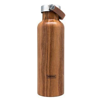 """Nerthus Спортна бутилка с дръжка """"ДЪРВО"""" - 750 мл."""