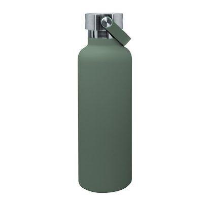 """Nerthus Спортна бутилка с дръжка цвят """"МАСЛИНЕНО ЗЕЛЕН"""" - 750 мл."""